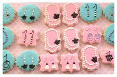jewelry sugar cookies - Google Search