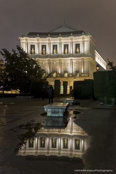 Teatro Real de Madrid by Michel Bricteux on 500px