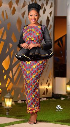 Short African Dresses, Latest African Fashion Dresses, African Print Dresses, African Print Fashion, Africa Fashion, African Print Dress Designs, Classy Gowns, Elegant Dresses For Women, African Attire