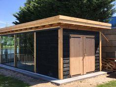 Carport Garage, Shop Doors, Garden Design Plans, Pergola, Shed, Deck, Backyard, Outdoor Structures, Places