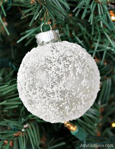 5 Last-Minute Christmas Ornaments to Make with Your Family - seven thirty three