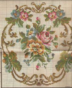 "ru / Martin Winkler ""J Cross Stitch Pillow, Cross Stitch Borders, Cross Stitch Rose, Cross Stitch Flowers, Cross Stitch Charts, Cross Stitch Designs, Cross Stitching, Cross Stitch Embroidery, Hand Embroidery"