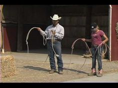 Intro to roping