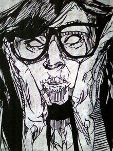 One Too Many... - Luke Dixon Artist