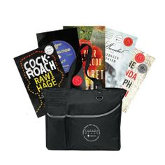 The 2014 Canada Reads collection and a handy carrying bag. Canada, Reading, Bag, Collection, Reading Books, Bags