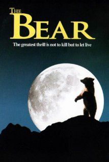 The Bear (1988) Poster