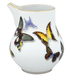 Butterfly Parade Creamer by Christian Lacroix for Vista Alegre