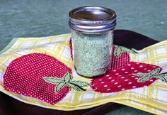 DIY: Creating Herb Salts With Help From the Garden