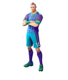 aerial threat fortnite skin world cup soccer player - blonde soccer skin fortnite