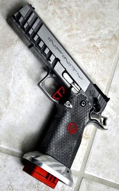 Infinity Firearms SVI 1911 Sight Tracker .45ACP