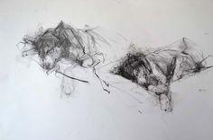 Ginny Grayson, Bat sleeping, 2011