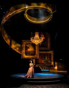 Sense and Sensibility (Chicago Shakespeare Theatre) Set Design by Kevin Depinet