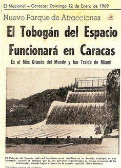 El supertobogan de Las mercedes. excelente. 1969