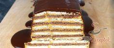 Recept Sütés nélküli kekszes torta, 15 perc alatt Tiramisu, Ethnic Recipes, Food, Essen, Meals, Tiramisu Cake, Yemek, Eten