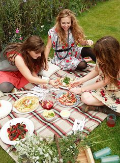Need to do a big family picnic this year!