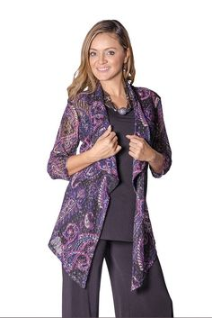 T110 - PURPLE LACE