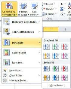 Did you know that you can get Excel to identify important values -- like the top ten numbers in a list -- automatically? It's a feature called Conditional Formatting.