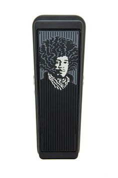 Jimi Hendrix Signature Dunlop Cry Baby Wah Pedal