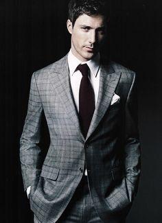 pattern suit
