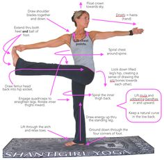 Revolved hand-to-big-toe pose (Parivrtta hasta padangusthasana) is a challenging but fun pose. Learn how to make it easier with these cues to help stabilize it. by Divonsir Borges Yoga Bewegungen, Yoga Moves, Yoga Meditation, Yoga Exercises, Qi Gong, Iyengar Yoga, Yoga Routine, Chakra, Reiki
