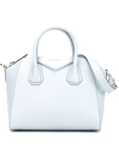 GIVENCHY Small 'Antigona' Tote. #givenchy #bags #shoulder bags #hand bags #lining #tote #cotton