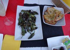 Frent' à Fonte in Brejos de Azeitão - Padrón Peppers - Pimentos Padrón
