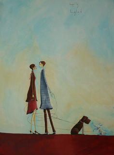 Crispin Korschen Art Painting, Art For Art Sake, Illustration, Painting, Art