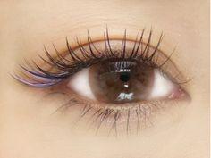 Asian Kawaii Makeup, Korean Makeup Look, Makeup Set, Makeup Tips, Makeup Looks, Lower Lashes, False Lashes, Lash Perfect, Glamour Makeup