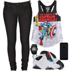 Untitled #134 by lo-mackenzie on Polyvore featuring Levi's, G-Shock and Forever 21