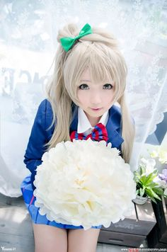 Cute cosplay by Neneko.