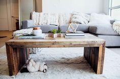 My Rustic, Cosy Living Room – Eva's Apartment