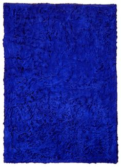 Yves Klein Untitled (Blue Monochrome) (IKB 46) 1955