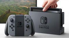 Приставка Nintendo Switch получит порт USB-C и поддержку карт microSD