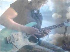 Guitar Solo - Uplifting Major Scale Composition - C Ionian - YouTube