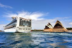 Diamond Princess and Sydney Opera House Best Cruise Deals, Best Cruise Ships, Cruise Tips, Cruise Travel, Diamond Princess, Deck Plans, Shore Excursions, Super Yachts, Alaska Cruise