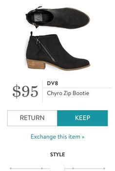 DV8 Chyro Zip Booties from Stitch Fix.  https://www.stitchfix.com/referral/4292370