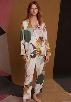Best Mens Pajamas, Mens Flannel Pajamas, Cute Pajamas, Night Outfits, Fashion Outfits, Outfit Night, Fashion Women, Ropa Interior Babydoll, Night Suit For Women