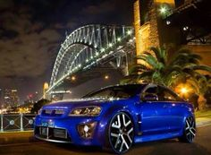 Holden Commodore - great pic!