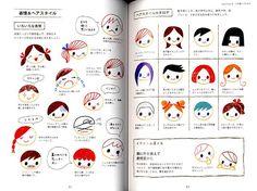 Japanese drawing book