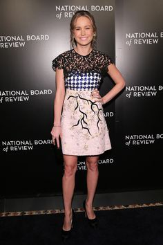 Brie Larson: Best Dressed at National Board of Review Awards-Wmag