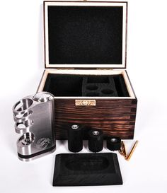Black Oak – The newest work of Polish Vapers coalition – Continental Mods.