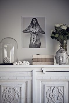 Fotografiboxen: Handmade wooden love