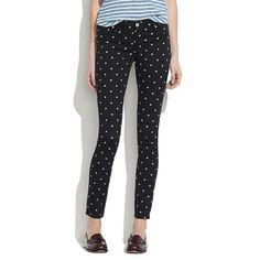 [BlankNYC] x Madewell Skinny Jeans in Polka Dot - denim - Women's NEW ARRIVALS - Madewell