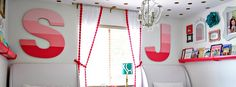 How to create a peppermint candy monogram wreath!   Craftcuts.com