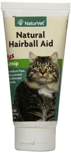 NATURVET 978221 Natv Nat Hairbl Aid Ctnp Gel for Pets, 3-Ounce * Details can be found by clicking on the image.