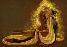Princess Rapunzel (from Tangled) Fan Art: Princess Rapunzel