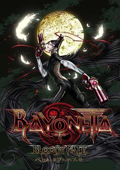 Bayonetta: Bloody Fate poster
