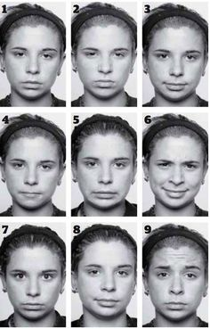 Fleeting facial expression experts confirm