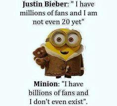 Yoh yoh Minions