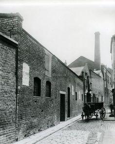 George Yard 1890